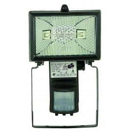 Projecteur halogène 120 W avec détecteur de mouvement