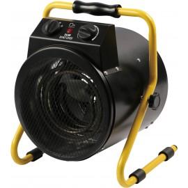Canon à chaleur Noir et Jaune 924300