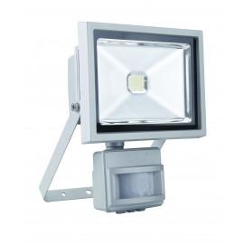 Projecteur à LED Gris  20W avec détecteur