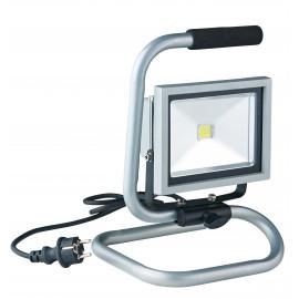 Projecteur à LED Gris  20W avec dérecteur