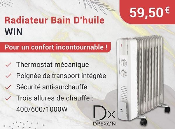 Bain D'huile Électronique