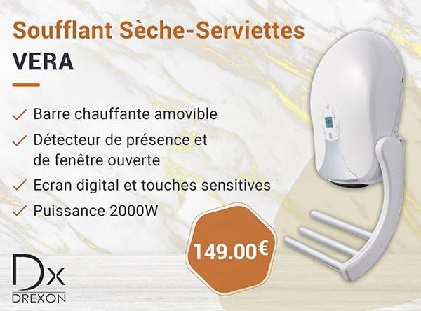 Soufflant Sèche-Serviette