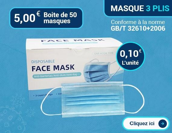 Masques Plis